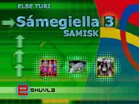 Samisk B1